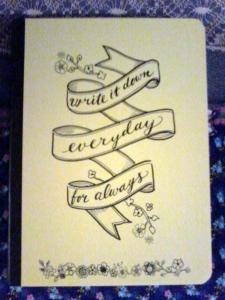 Notitieboekje voor elke dag